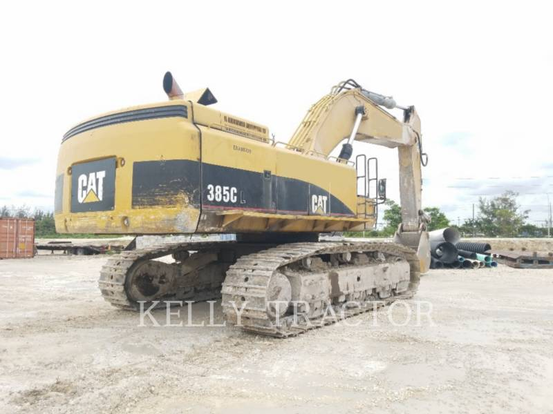 CATERPILLAR ESCAVATORI CINGOLATI 385CL equipment  photo 4