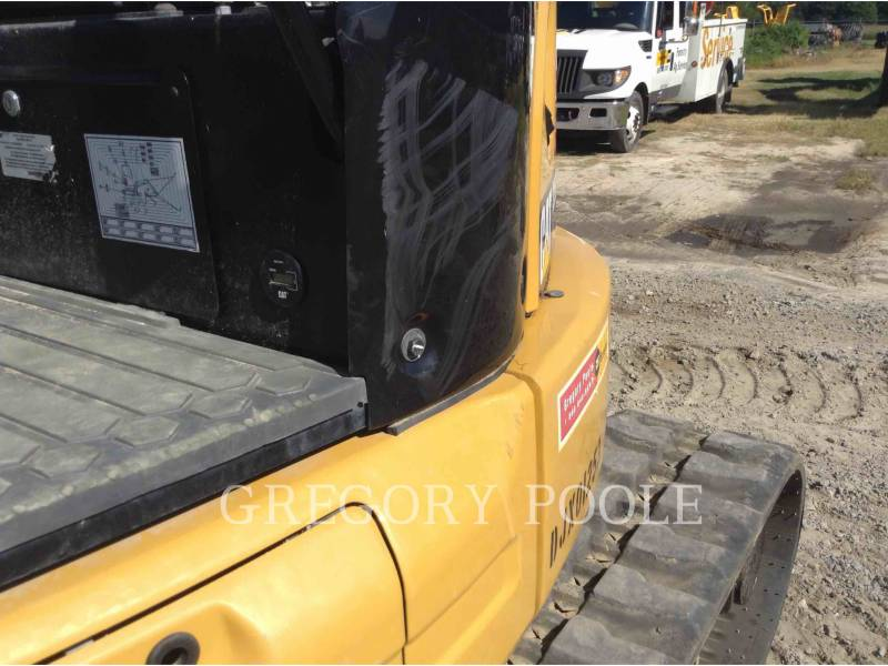 CATERPILLAR TRACK EXCAVATORS 305E2 CR equipment  photo 14