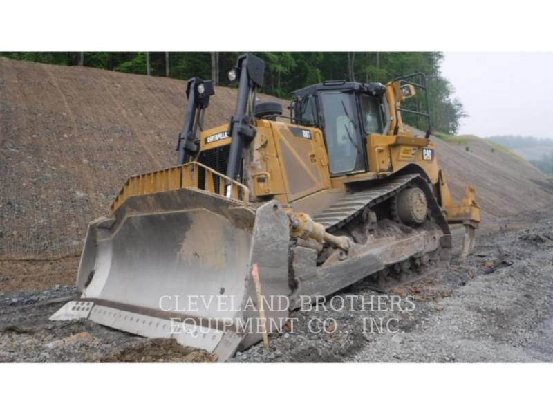CATERPILLAR TRACTEURS SUR CHAINES D8T CGC equipment  photo 1