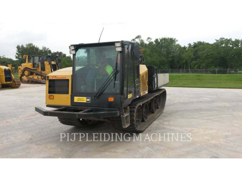 PRINOTH DIVERSE / ANDERE UITRUSTING PANTHER T8 equipment  photo 1
