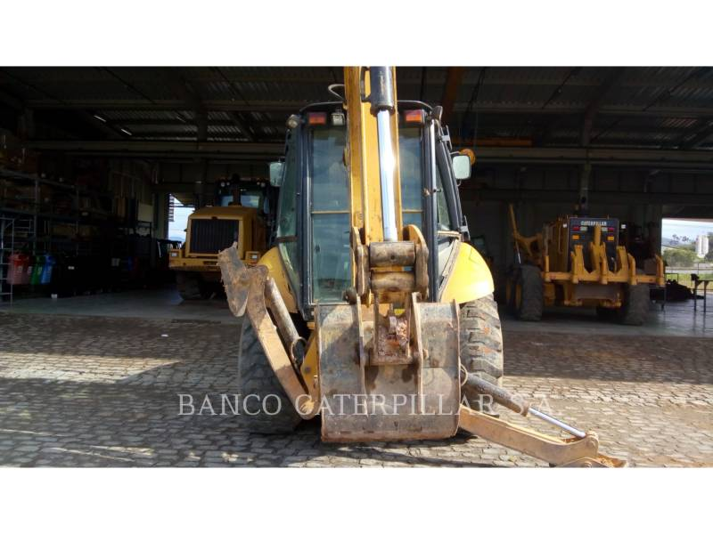 CAT TRADE-IN BACKHOE LOADERS 416E equipment  photo 10