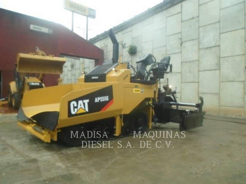 CATERPILLAR PAVIMENTADORA DE ASFALTO AP555E equipment  photo 3