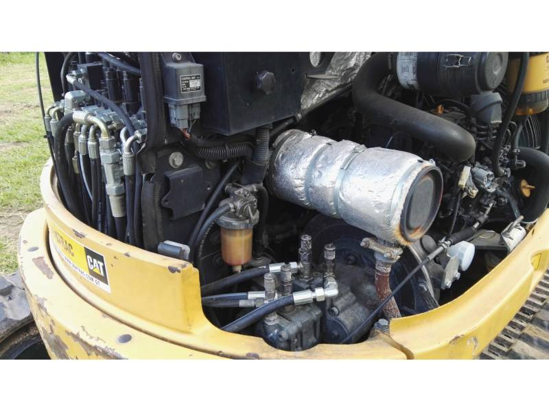 CATERPILLAR トラック油圧ショベル 302.7DCR equipment  photo 16