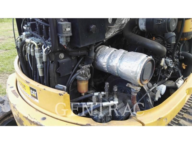 CATERPILLAR TRACK EXCAVATORS 302.7DCR equipment  photo 16