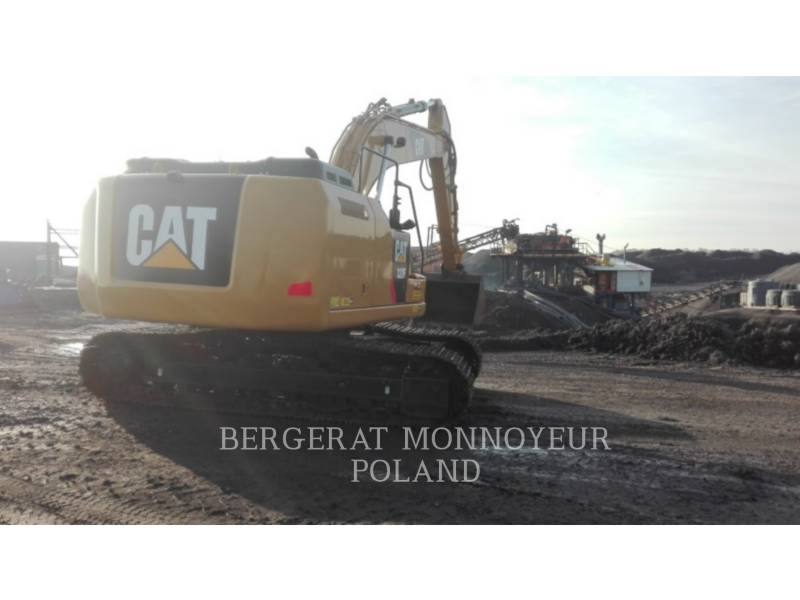 CATERPILLAR TRACK EXCAVATORS 320F equipment  photo 5