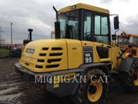 KOMATSU WHEEL LOADERS/INTEGRATED TOOLCARRIERS WA95-3 equipment  photo 10