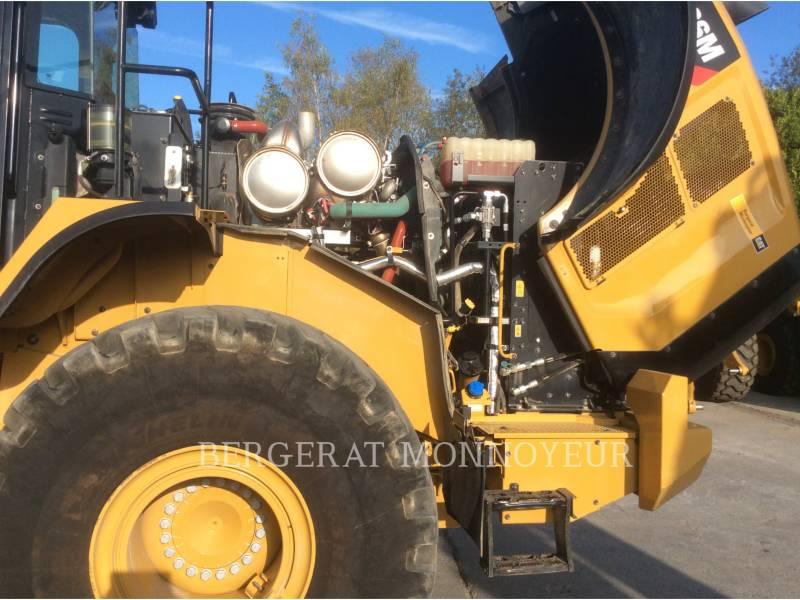 CATERPILLAR WIELLADERS/GEÏNTEGREERDE GEREEDSCHAPSDRAGERS 966M equipment  photo 15