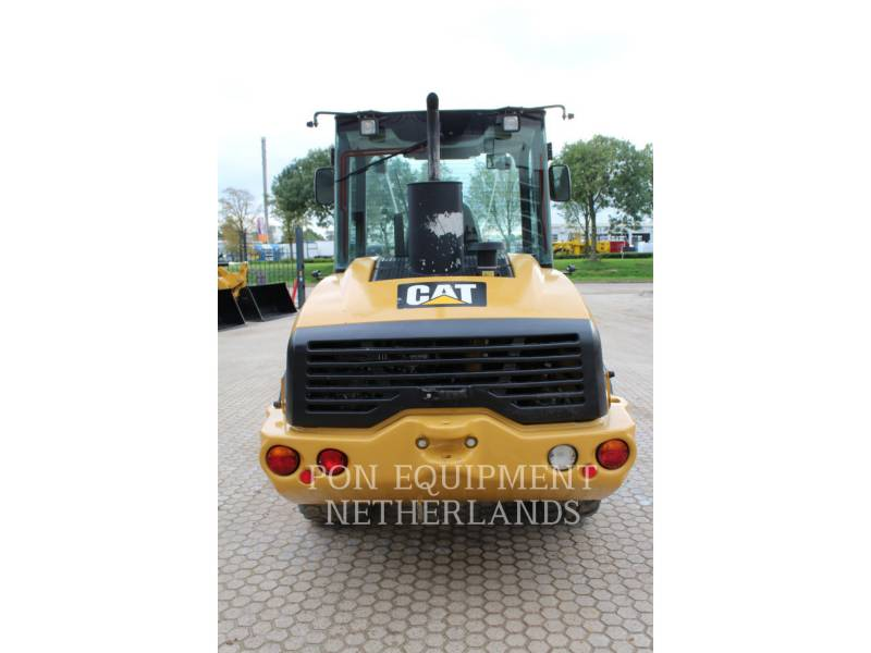 CATERPILLAR RADLADER/INDUSTRIE-RADLADER 906H equipment  photo 12