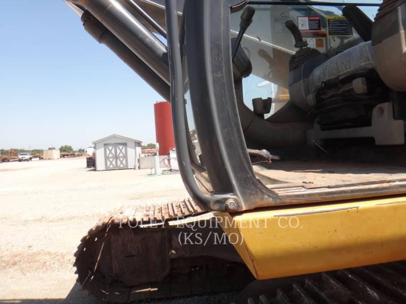DEERE & CO. TRACK EXCAVATORS 350D equipment  photo 20