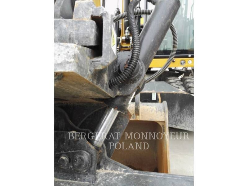 CATERPILLAR WHEEL EXCAVATORS M314 F equipment  photo 13