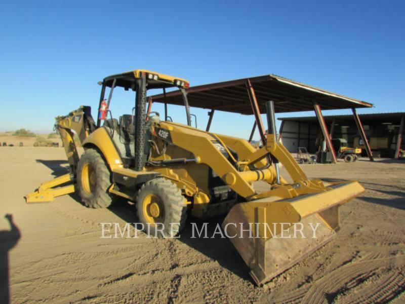 CATERPILLAR RETROEXCAVADORAS CARGADORAS 420FST equipment  photo 1