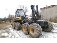 PONSSE BOSBOUW - OOGSTER ERGO 8W equipment  photo 2