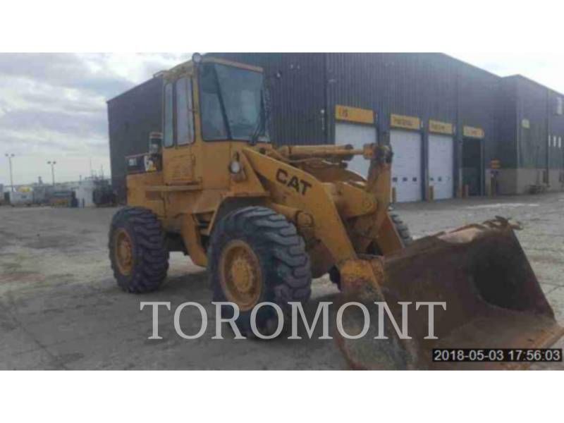 CATERPILLAR WHEEL LOADERS/INTEGRATED TOOLCARRIERS 926E equipment  photo 1