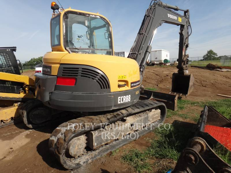 VOLVO MINING SHOVEL / EXCAVATOR ECR88 equipment  photo 1