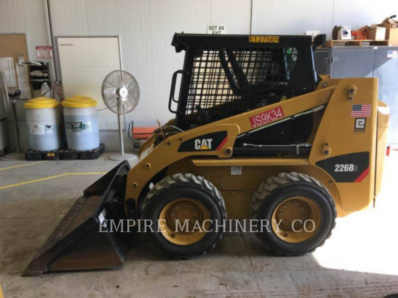 CATERPILLAR MINICARGADORAS 226B3 equipment  photo 5