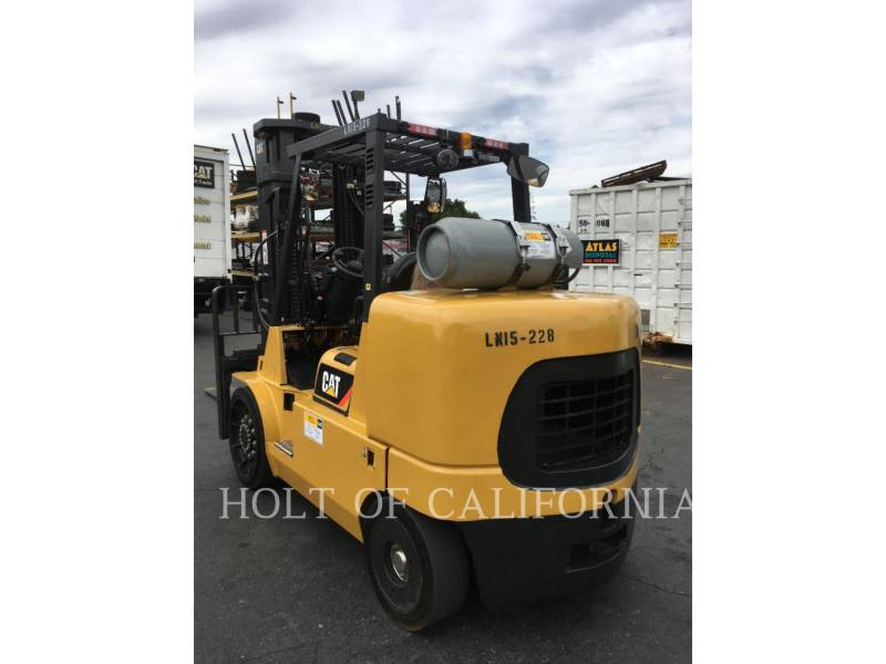 CATERPILLAR MITSUBISHI FORKLIFTS GC70K equipment  photo 4