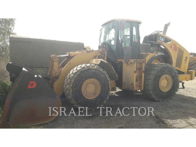 CAT TRADE-IN WHEEL LOADERS/INTEGRATED TOOLCARRIERS 980H equipment  photo 1