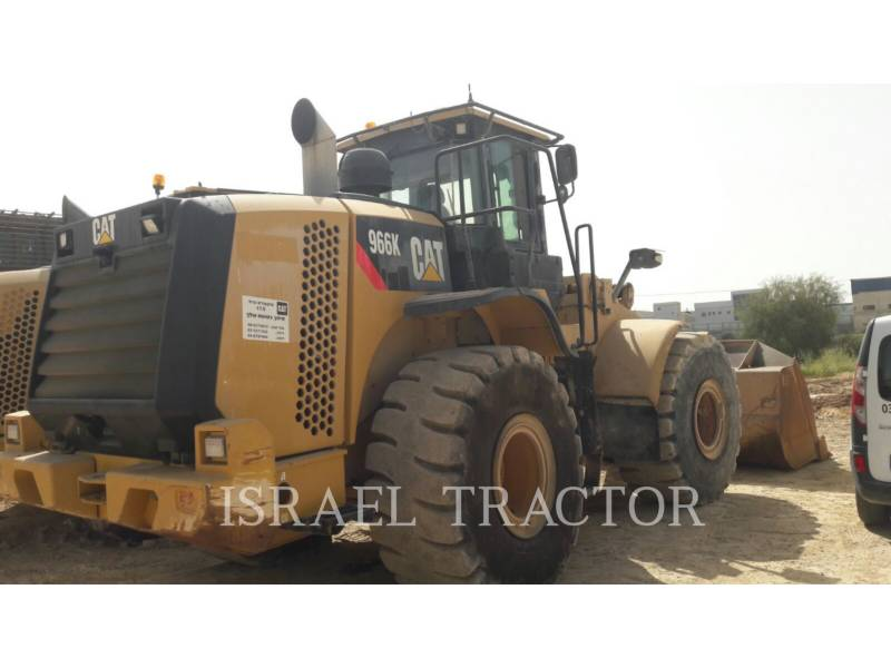 CAT TRADE-IN WHEEL LOADERS/INTEGRATED TOOLCARRIERS 966K equipment  photo 3