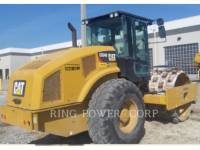 CATERPILLAR ROLO COMPACTADOR DE ASFALTO DUPLO TANDEM CS/P54BCAB equipment  photo 4
