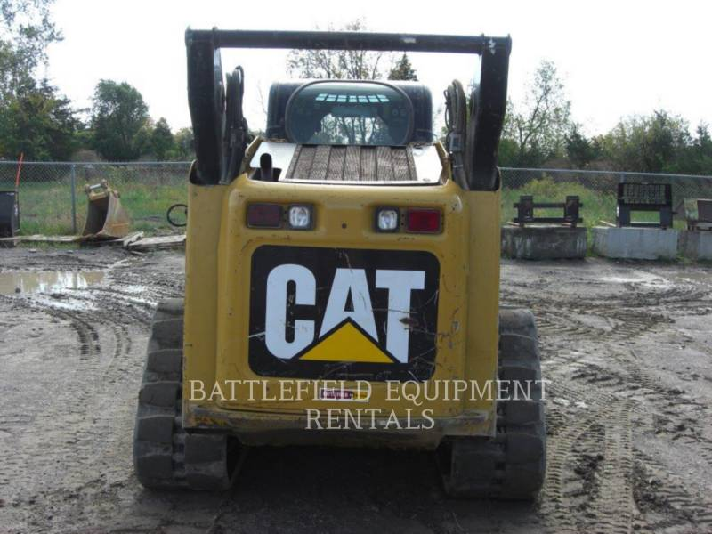 CATERPILLAR UNIWERSALNE ŁADOWARKI 289C equipment  photo 5