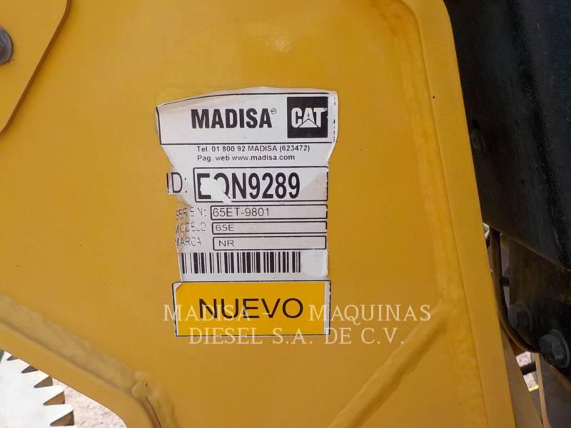 NORAM NIVELEUSES 65 E TURBO (CATERPILLAR) equipment  photo 9