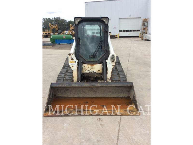 BOBCAT MULTI TERRAIN LOADERS T770 equipment  photo 8
