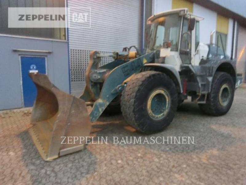 LIEBHERR WHEEL LOADERS/INTEGRATED TOOLCARRIERS L544 equipment  photo 1