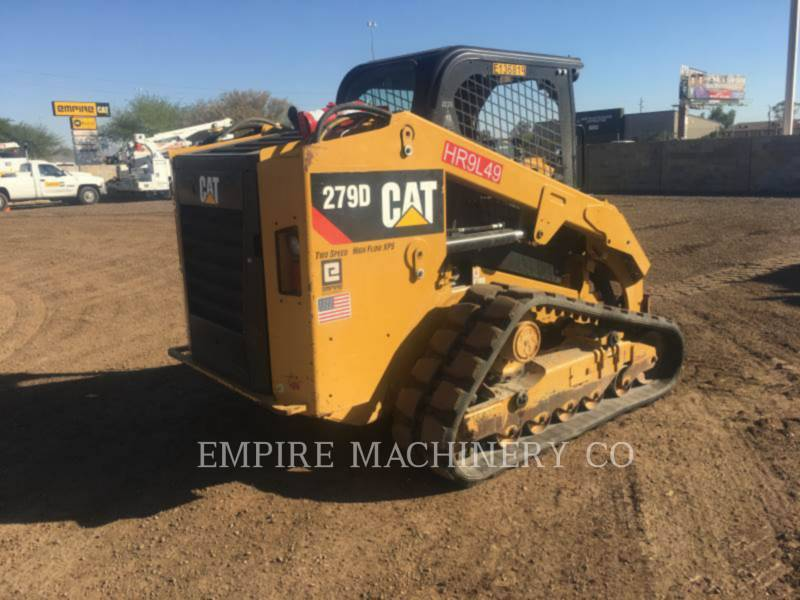 CATERPILLAR CHARGEURS COMPACTS RIGIDES 279D XPS equipment  photo 2