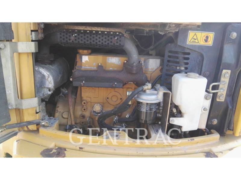 CATERPILLAR KETTEN-HYDRAULIKBAGGER 304CCR equipment  photo 18