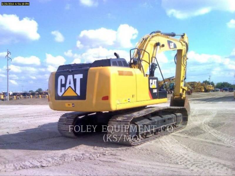 CATERPILLAR TRACK EXCAVATORS 336EL10 equipment  photo 4