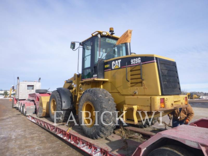 CATERPILLAR WHEEL LOADERS/INTEGRATED TOOLCARRIERS 928 G equipment  photo 3