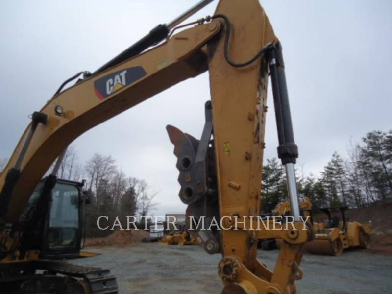 CATERPILLAR PALE GOMMATE/PALE GOMMATE MULTIUSO 336F 10 equipment  photo 10
