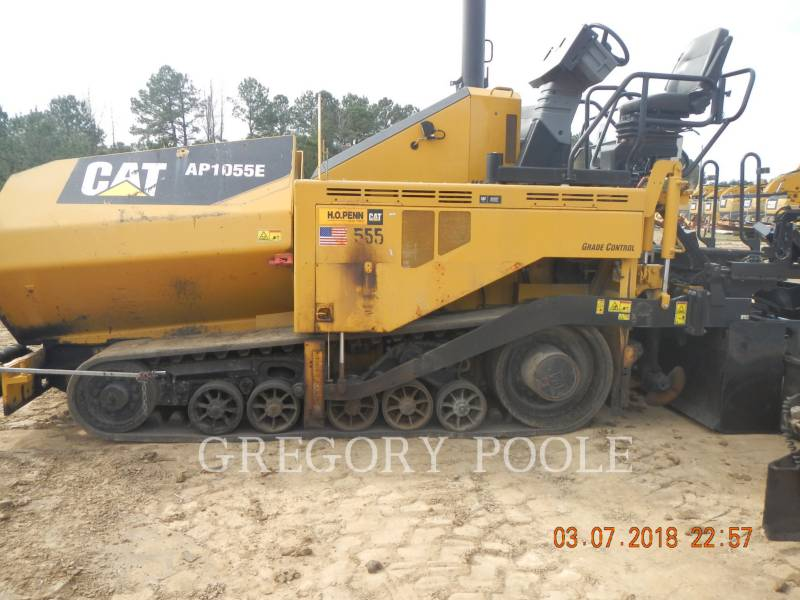 CATERPILLAR FINISSEURS AP-1055E equipment  photo 2