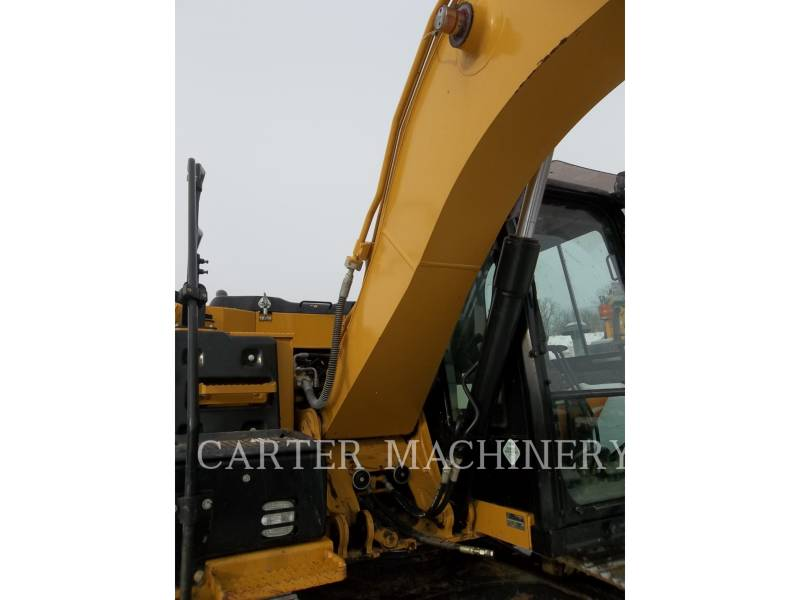 CATERPILLAR PELLES SUR CHAINES 312EL equipment  photo 3