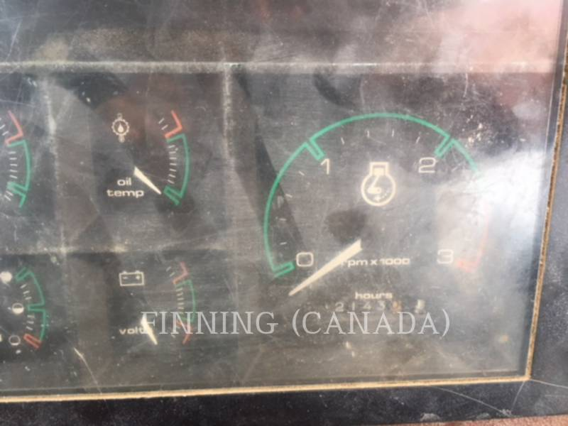 CASE BAGGERLADER 580SK equipment  photo 4