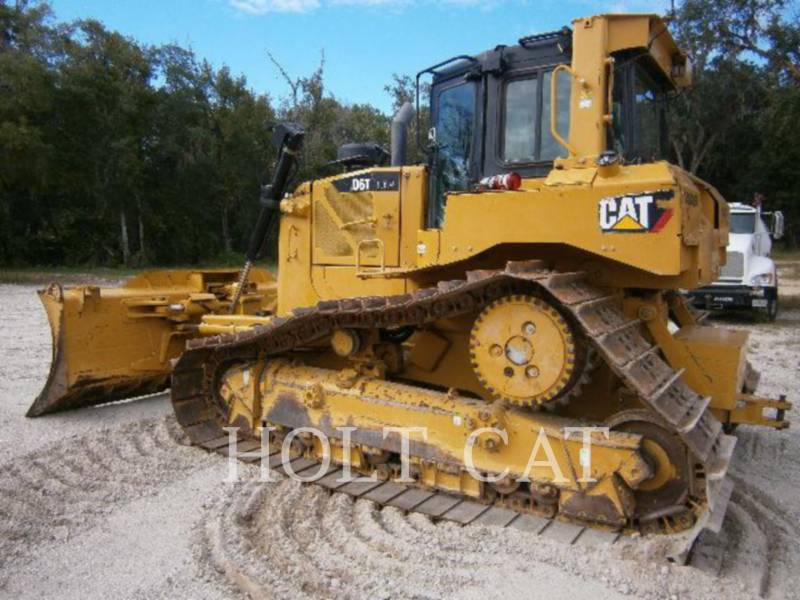 CATERPILLAR TRACK TYPE TRACTORS D6T LGPVP equipment  photo 3