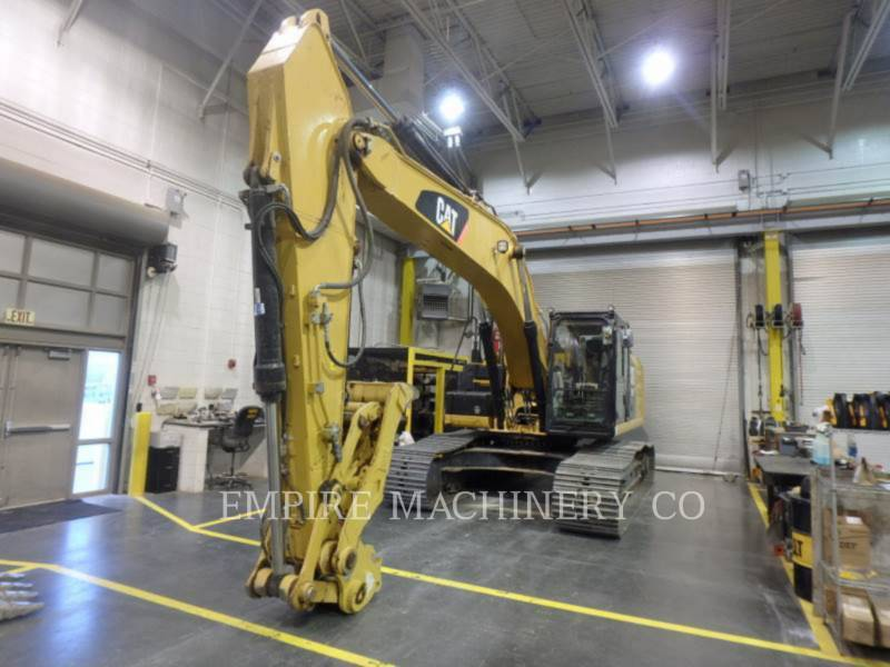 CATERPILLAR KETTEN-HYDRAULIKBAGGER 329EL TH P equipment  photo 4