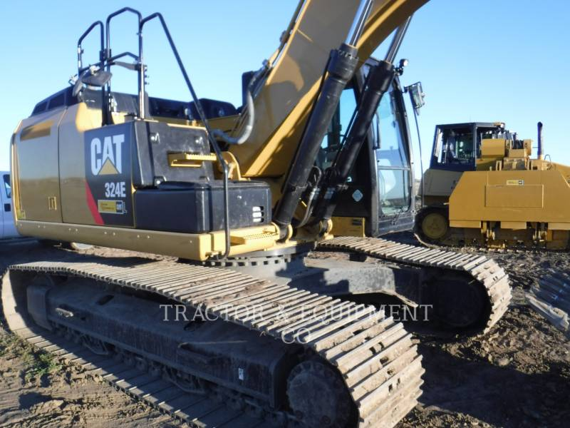 CATERPILLAR TRACK EXCAVATORS 324E L equipment  photo 4