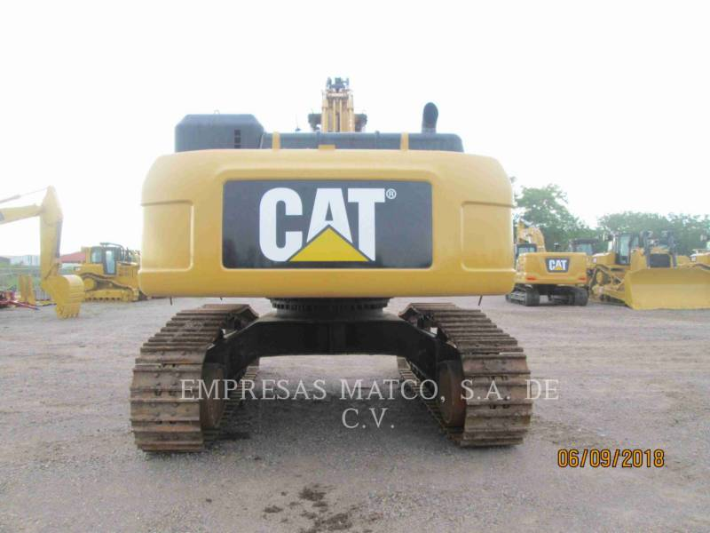 CATERPILLAR TRACK EXCAVATORS 340D2L equipment  photo 8