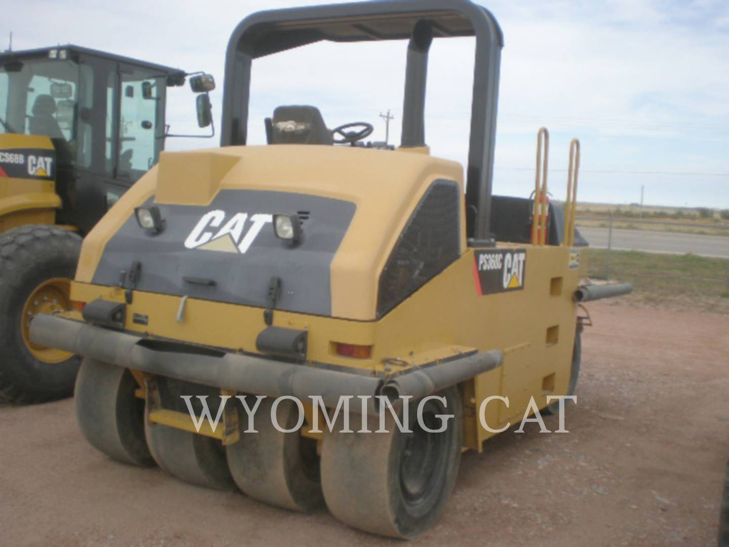 Detail photo of 2011 Caterpillar PS-360C from Construction Equipment Guide