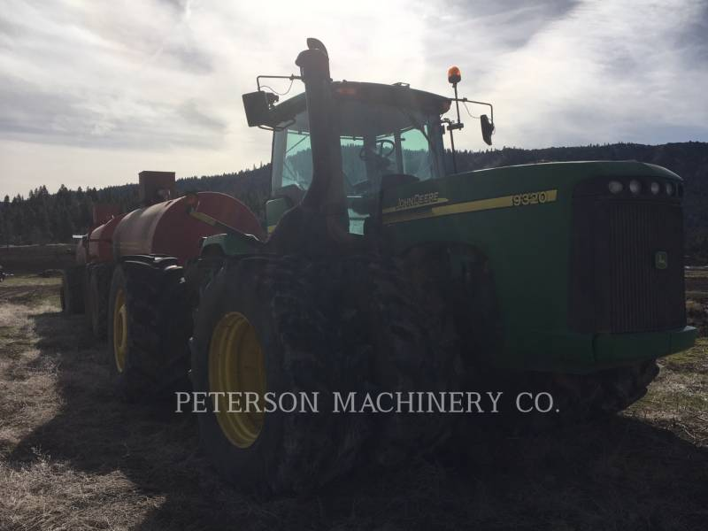 DEERE & CO. TRACTEURS AGRICOLES JD9320 equipment  photo 4