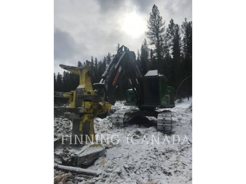 JOHN DEERE FORESTRY - FELLER BUNCHERS - TRACK 953M equipment  photo 2