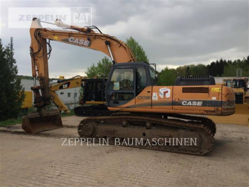 CASE KETTEN-HYDRAULIKBAGGER CX290 equipment  photo 1