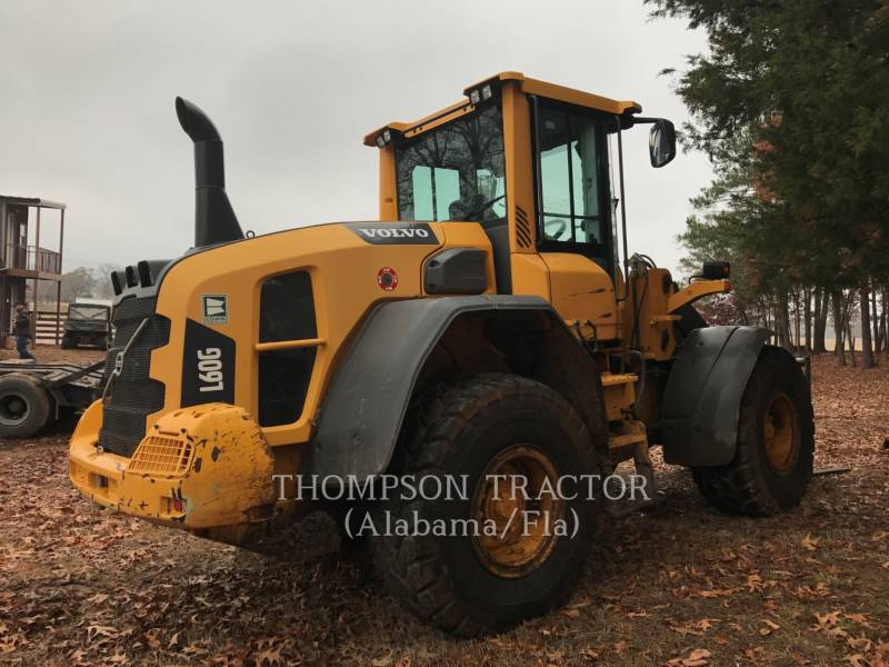 VOLVO WHEEL LOADERS/INTEGRATED TOOLCARRIERS L60G equipment  photo 3