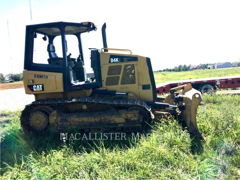 CATERPILLAR TRACTORES DE CADENAS D4K2XL equipment  photo 4