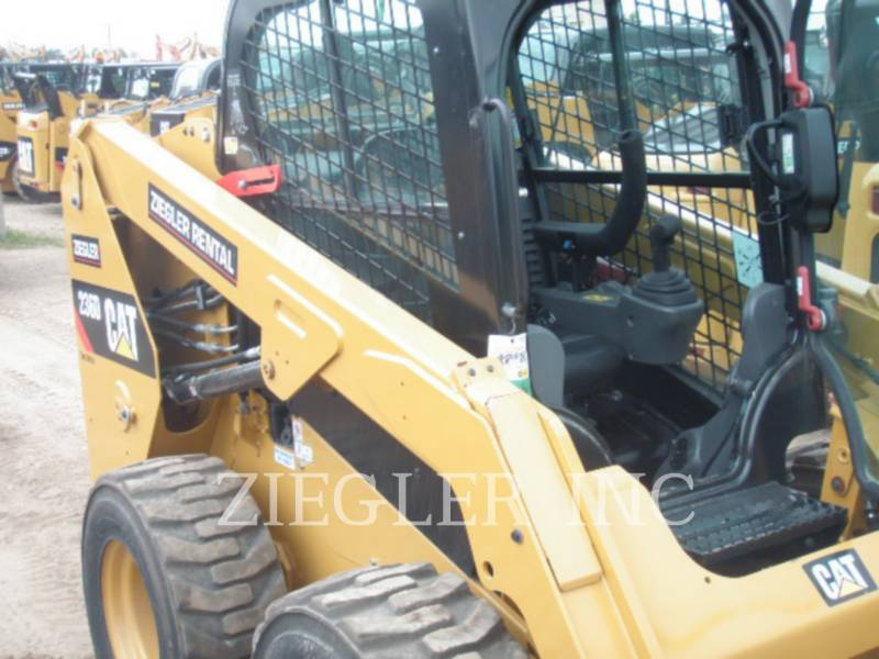 CATERPILLAR MINICARGADORAS 236DSR equipment  photo 5