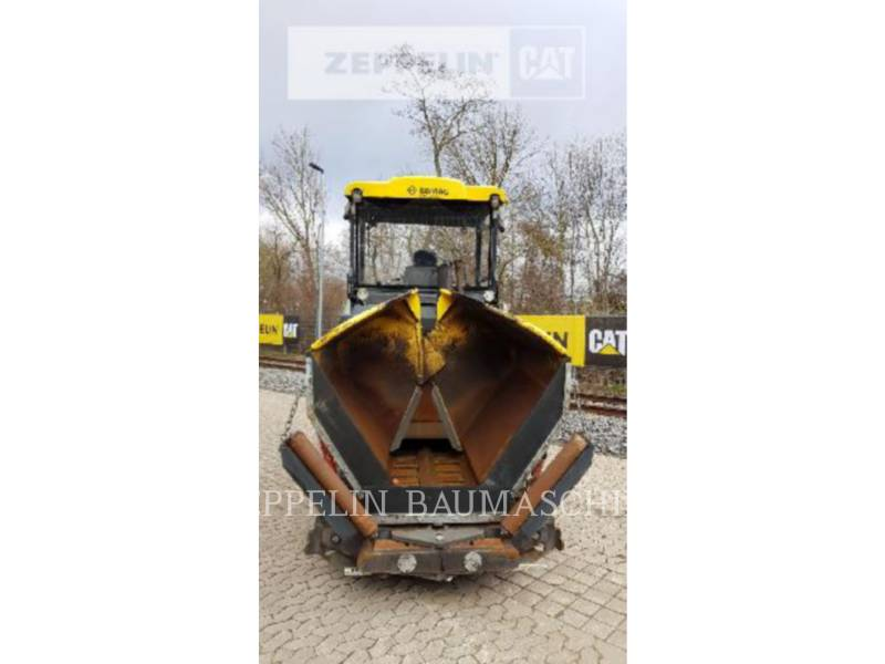 BOMAG ASPHALT PAVERS BF300C equipment  photo 11