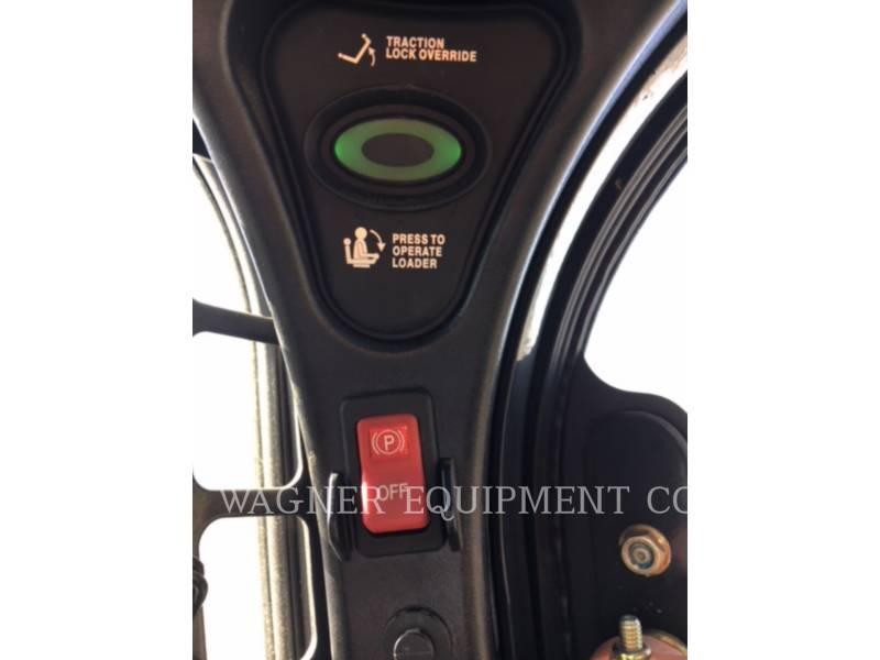 BOBCAT PALE COMPATTE SKID STEER S450 equipment  photo 7