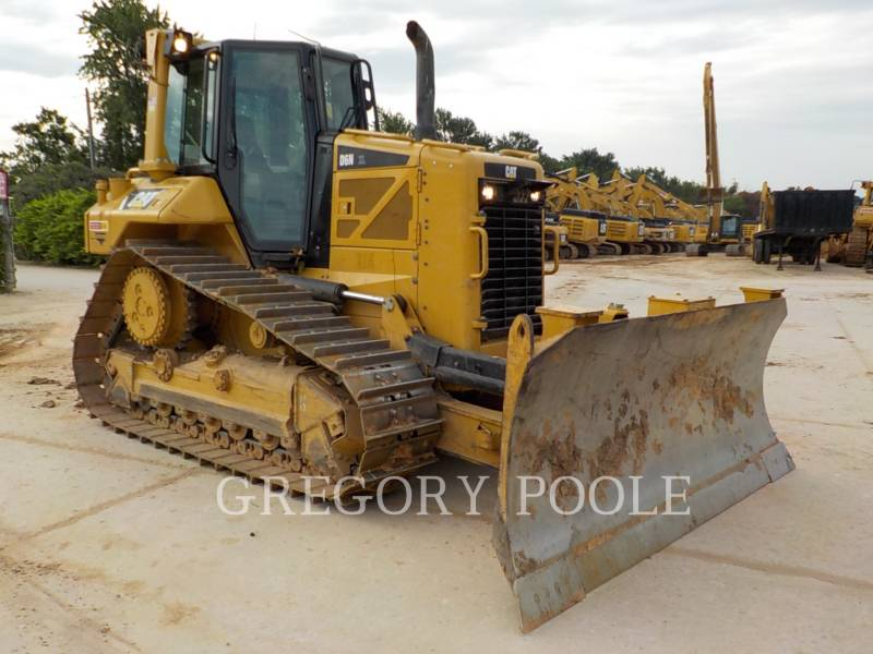 CATERPILLAR TRACK TYPE TRACTORS D6N XL C1 equipment  photo 5