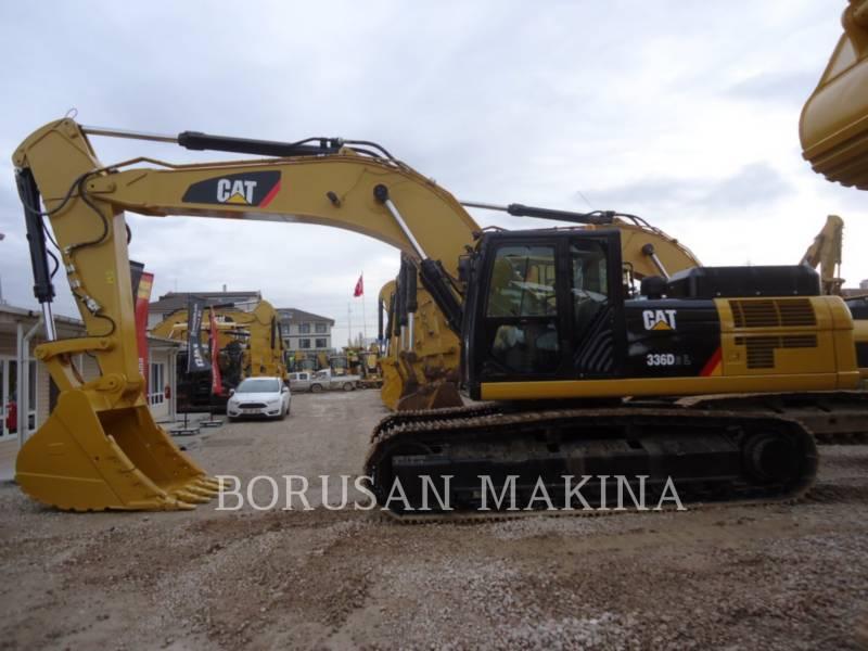 CATERPILLAR 鉱業用ショベル/油圧ショベル 336D2L equipment  photo 7